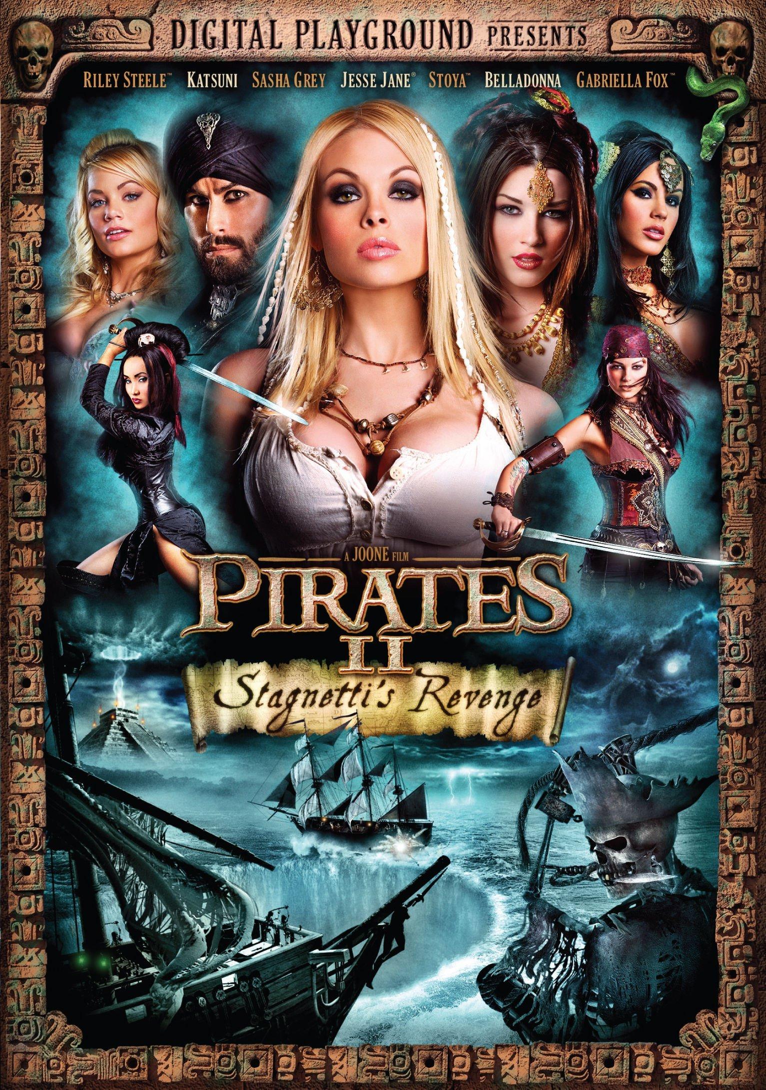 Pirates II: Stagnettis Revenge (2008) - Commedia