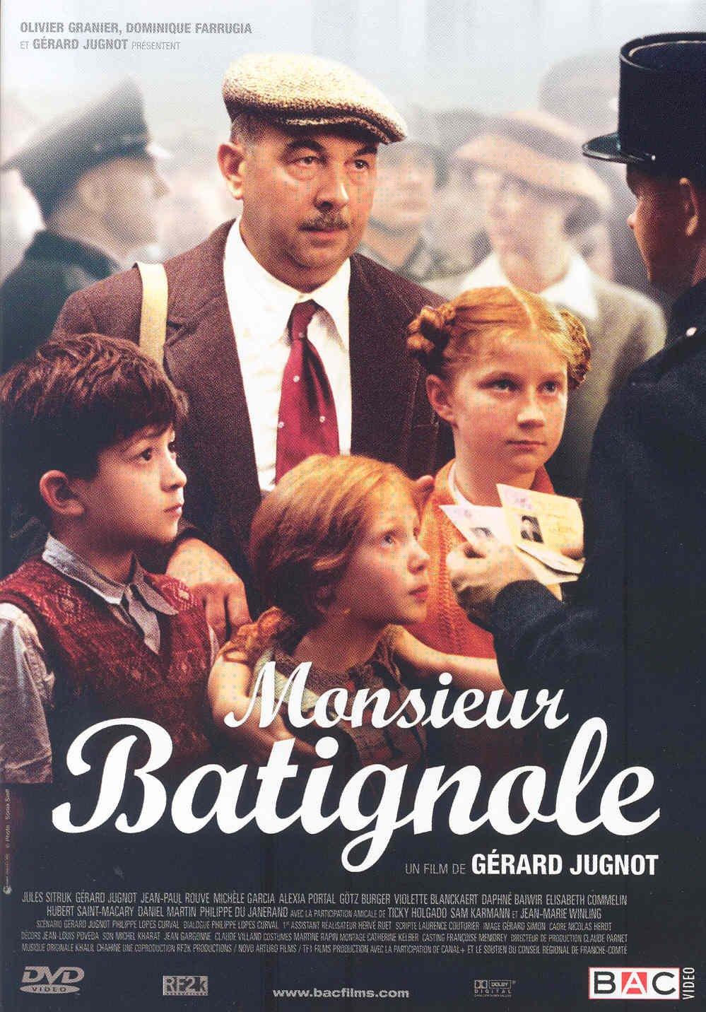 Monsieur Batignole 2002 Trama Citazioni Cast E Trailer