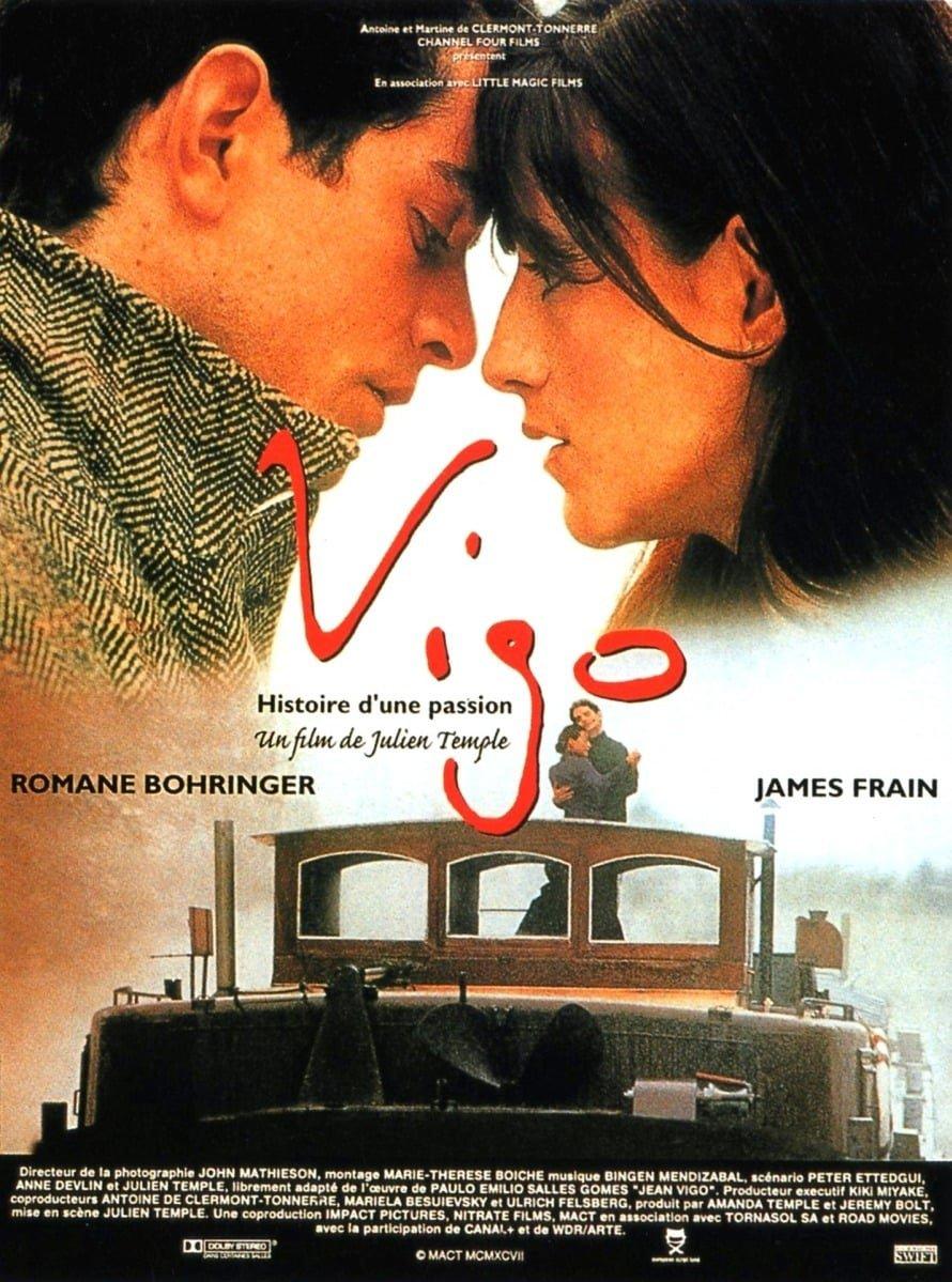 Vigo, passione per la vita (1998) - Drammatico