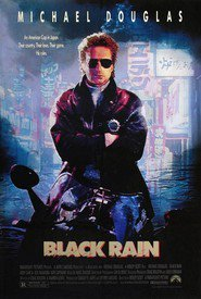 Black Rain – Pioggia sporca
