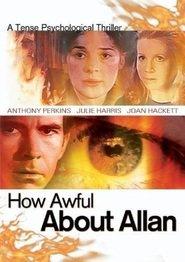 Che succede al povero Allan?