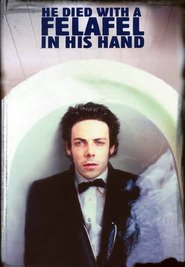 E morì con un felafel in mano