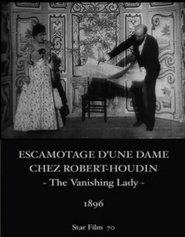 Escamotage d'une dame au théâtre Robert Houdin