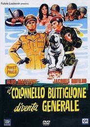 Il colonnello Buttiglione diventa generale