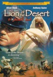 Il leone del deserto