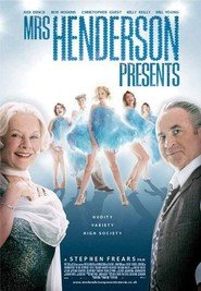 Lady Henderson presenta