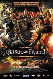 L'Attacco dei Giganti - Il film Parte 1: L'Arco e la Freccia Cremisi