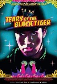 Le lacrime della tigre nera
