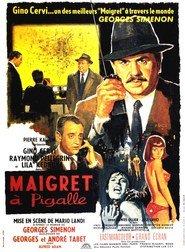 Maigret a Pigalle