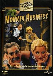 Monkey Business - quattro folli in alto mare
