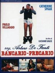 Rag. Arturo De Fanti, bancario - precario