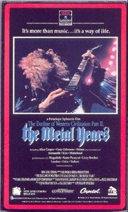 The Decline of Western Civilization Part II:The Metal Years