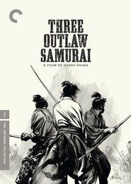 Tre samurai fuorilegge
