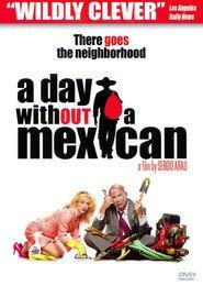 Un giorno senza messicani