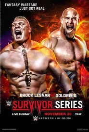 WWE Survivor Series 2016
