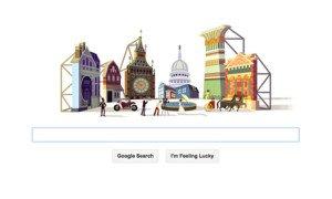 Cinecittà compie settantasette anni: Google Doodle dedicato.
