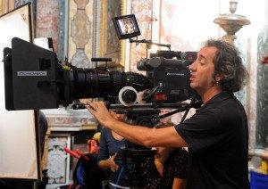 """Al via le riprese de """"La giovinezza"""" di Paolo Sorrentino."""