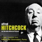 Signore e signori, buonasera: Sir Hitch in mostra a Parma.