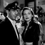 """L'incontro con Bogart, sul set di """"Acque del sud"""" (1944)"""