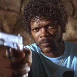 "Samuel L. Jackson in ""Pulp Fiction"" (1994)"