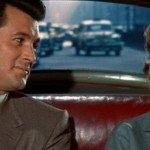 "Insieme a Rock Hudson nel mélo ""Come le foglie al vento"" (1956)"