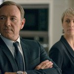 """Kevin Spacey e Robin Wright, """"House of Cards"""""""