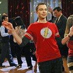 """Jim Parsons e Mayim Bialik, """"Big Bang Theory"""""""
