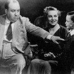 """Sul set di """"Giovane e innocente"""", 1937"""