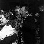 Sempre Humphrey Bogart e la Bacall.