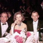 Bogart, la Bacall e Sinatra.