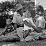Boogie, Lauren ed i figli.