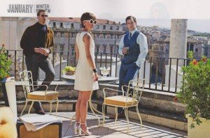 """In arrivo """"The Man from U.N.C.L.E."""", il nuovo film di Guy Ritchie."""