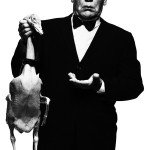 Albert Watson / Alfred Hitchcock with Goose © Sandro Miller courtesy of Catherine Edelman Gallery Chicago