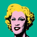 Andy Warhol / Green Marilyn © Sandro Miller courtesy of Catherine Edelman Gallery Chicago