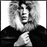 "David Bailey / Mick Jagger ""Fur Hood"" © Sandro Miller courtesy of Catherine Edelman Gallery Chicago"