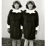 Diane Arbus / Identical Twins © Sandro Miller courtesy of Catherine Edelman Gallery Chicago