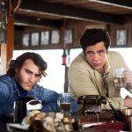 Joaquin Phoenix e Benicio Del Toro (foto di Wilson Webb)