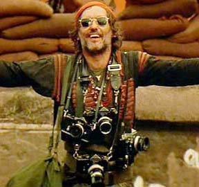 Dennis Hopper in mostra a Roma: l'occhio del fotografo.
