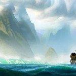 La prima immagine ufficiale di MOANA, il nuovo lungometraggio animato Disney.