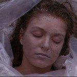 Il ritrovamento del cadavere di Laura Palmer.