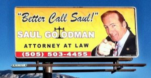 "Problemi? Niente paura: ""Better Call Saul"" in tv a febbraio."