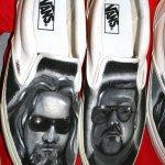 Scarpe customizzate.