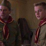 DiCaprio divide il set con un mostro sacro, Bob DeNiro, in Voglia di tenerezza (1993).