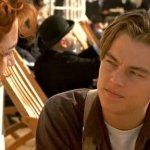 Il botto: Titanic (1997), con Kate Winslet.