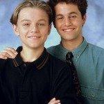 Giovanissimo, insieme a Kirk Cameron, star del telefilm Genitori in Blue Jeans.