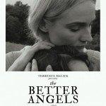 La locandina americana di The Better Angels (2015)