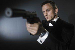 """""""Spectre"""": il titolo ed il cast ufficiale del 24mo lungometraggio di 007"""