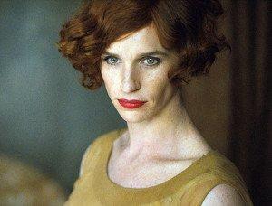 """Redmayne nella prima immagine di """"The Danish Girl"""""""
