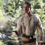 "Fassbender misterioso pistolero in ""Slow West"""