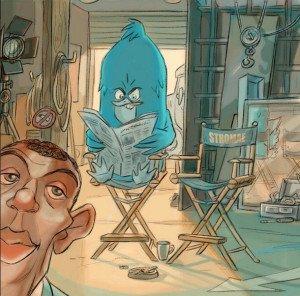 Sylvain Chomet realizza un videoclip per Stromae